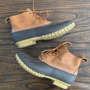 "L.L. Bean 6"" Duck Boots"